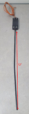 """Omega Transition Joint Thermocouple . 12"""" long SS & plastic probe."""