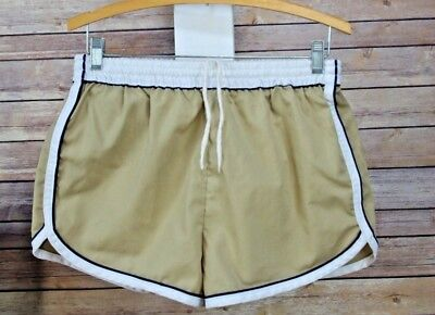 Vintage 70's/80's Sundek Swimsuit Trunks Shorts Made in USA M/L