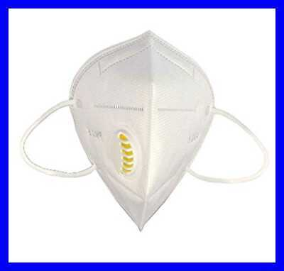 20PCS PM2.5 Masks Three-Dimensional Dustproof Mouth-muffle with Filter Dust Mask