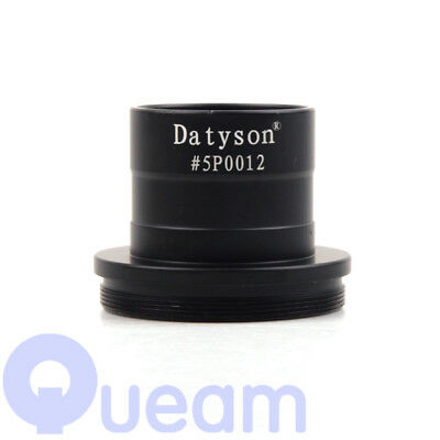 """HOT 1.25"""" to T2 / 1.25 inch eyepiece insertion to M42 DSLR / SLR Prime Telescope"""