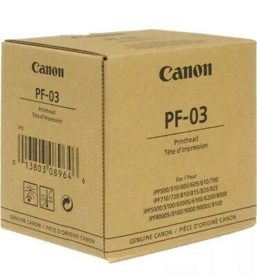 Canon PF-03 Print Head (2251B003AA) Printhead - USA SHIPPER