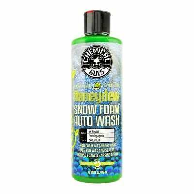 Car Wash Snow Foam Shampoo Pressure Washer Jet Gun Soap Cleanser Cannon 16 oz