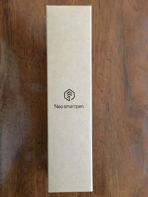 *New* in box--Neo Smartpen N2 for IOS & Android Black