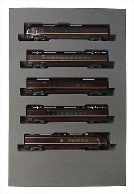 KATO 10-1123 JR electric Train Series E655 'Nagomi' 5-Car Set N Scale F/S wTrack