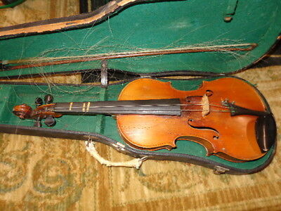 "Vintage 4 String 23"" Violin Fiddle"