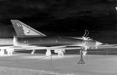 Dassault Mirage III-O A3-7 original 35mm photo negative
