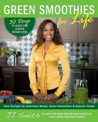 30 DAYS Green Smoothies for life By JJ.Smith to Quick & Lasting[PDF/EB00K]