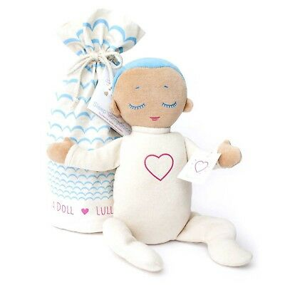 NEW Lulla Doll Sleep Companion for Baby Newborn Premmie & Toddler Free Express