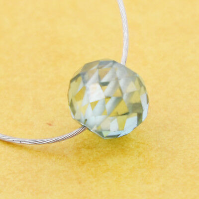 4.70 Cts, Certified Champagne Faceted Diamond Loose Bead for Jewelry Making