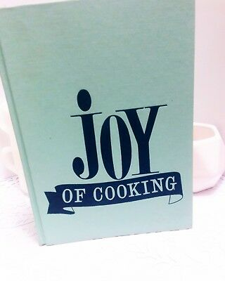 Vintage 1968 Special Edition The Joy Of Cooking cookbook.