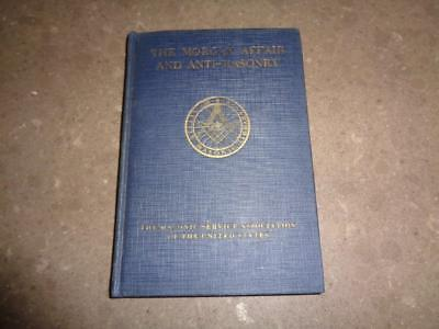 1924 Little Masonic Library Morgan Affair and Anti-Masonry John C. Palmer MSA
