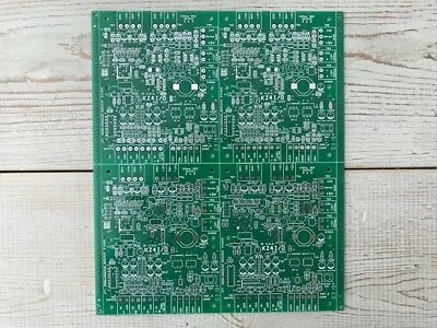 Kastle Systems KZ4I/O Uncut Circuit Boards PCB, 100 Pieces - NEW