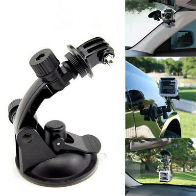 Suction Cup Mount Tripod Adapter Camera Accessories For Gopro Hero 4/3/2/HD WB1