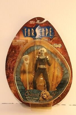 Farscape Action Figure Series 1 Chiana Toy Vault Collectible 2000