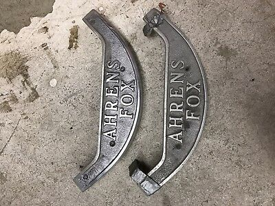 Ahrens fox Fire Truck Step Plates