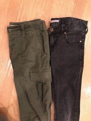 Lot Of Two Free People Jeans Size 26/25