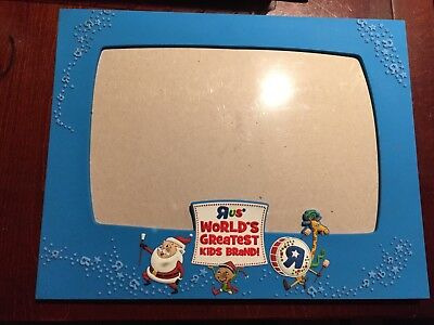 Toys R Us picture frame