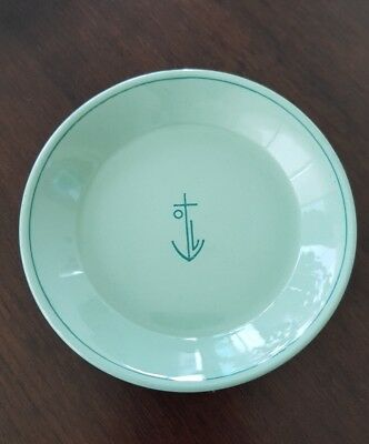 Orient Line small Plate/Tray WEDGWOOD c.40's