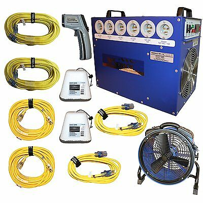 Bed Bug Professional Heater System. Do It Yourself Pest Control!  Non - Chemical
