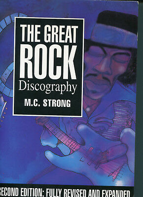 THE GREAT ROCK Discography M.C.STRONG 1994/95