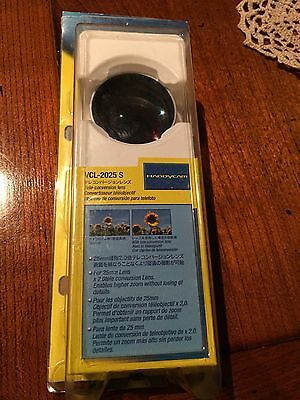 Sony VCL-2025S Tele-conversion Lens for a Sony Camcorder