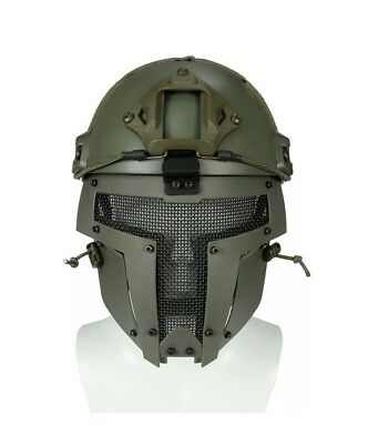Spartan Mask, Airsoft/Paintball