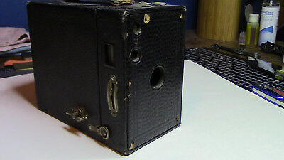 Kodak No.2A Brownie Model B camera