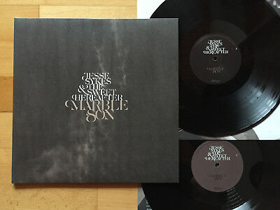 JESSE SYKES & THE SWEET HEREAFTER Marble Son 2 LP 1ST PRESS 2011 MINT !