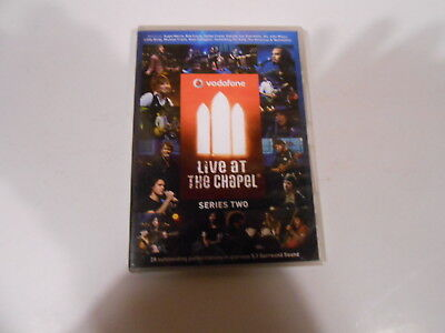 Live At The Chapel Series Two-Dvd-Australia-Noel Gallagher-Wolfmother-M.franti