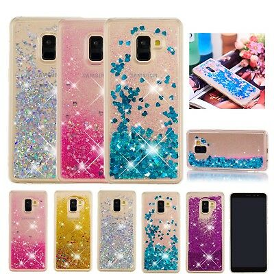 Flowing Liquid Quicksand Silicone Case Cover For Samsung Galaxy G530 J3 J5 2017