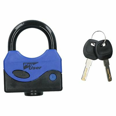 Shackle Security Lock Padlock for Secure Locking Of Sheds Gates 40mm x 40mm