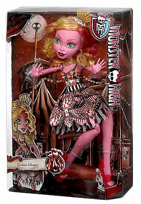 Monster High - CHW59 17-inch Gooliope Jellington Doll Authentic Mattel Toy