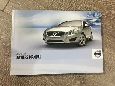 15 volvo v60 owners instruction manual drivers handbook guide book rh picclick co uk volvo s60 instruction manual volvo s60 user manual pdf