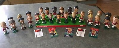 Corinthian Manchester United Players Bundle Rare 20+ some cards CANTONA SIR ALEX