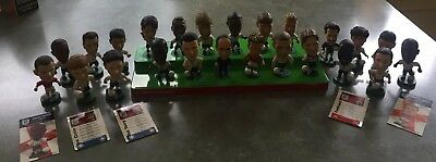 Corinthian ENGLAND Players Bundle Rare 20+ some cards RAMSEY GAZZA BECKHAM