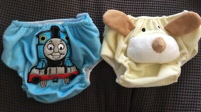 Thomas The Tank Engine And Dog Nappy Covers