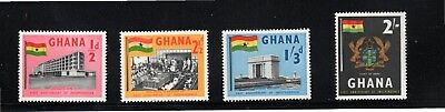 Ghana 1958 First Anniversary of Independence SG 185/8 MUH