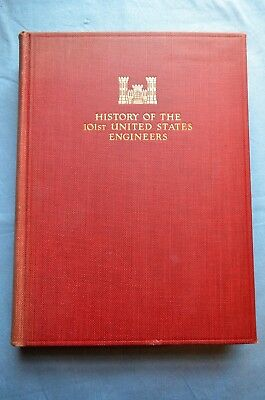 History Of The 101st United States Engineers, American Expeditionary Forces 1919