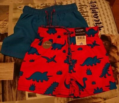 Boys 2-3 Years Swim Shorts
