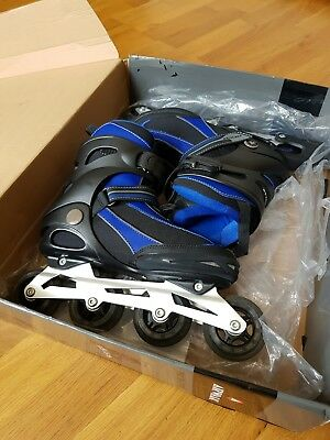 AirWalk In Line Roller Blades Uk Size 7  - Good Condition