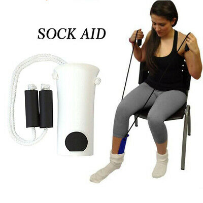 No Stooping Hosiery Aids Help To Put Socks On Your Foot For Disabled Elderly