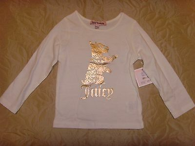 New Juicy Couture Infant/baby Girl Angel T-Shirt Top – Size 18-24 M