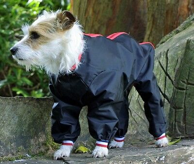 Cosipet Nylon Trousersuit, Dog Coat, Raincoat, All In One