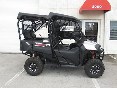 Honda Pioneer 700-4 Deluxe  In perfect working condition. Low miles