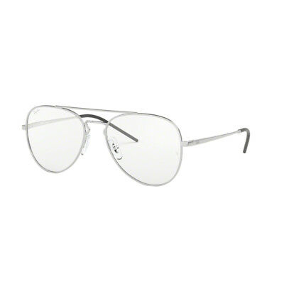 8c86cfb5d64 Top Quality Reading Glasses Ray Ban RB 6413 2501 Silver 54 17 140 Hoya Lens