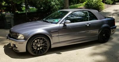 2003 Bmw M3  Bmw M3 Convertible No Reserve