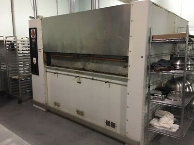 Reed 20 Pan Rotary Oven - Professionally Un-Installed