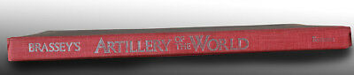 Brassey's Artillery of the World, Blunt and Taylor (Hardbound 1979)