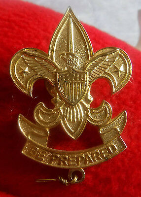 "BSA Boy Scouts of America First Class Scout Large 1 3/4"" long!  #251"