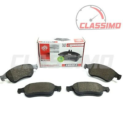 MAZDA MX-5 Mk 1 2 NA NB 1989 to 2005 Ferodo 255mm discs Front Brake Pads